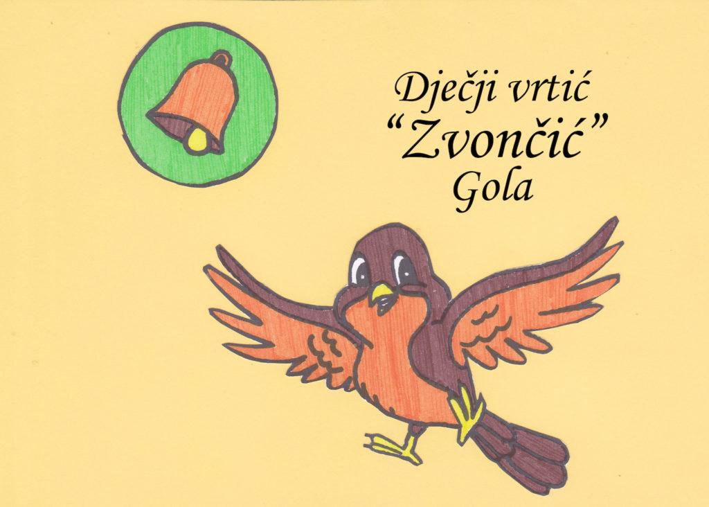 """Dječji vrtić """"Zvončić"""" Gola"""