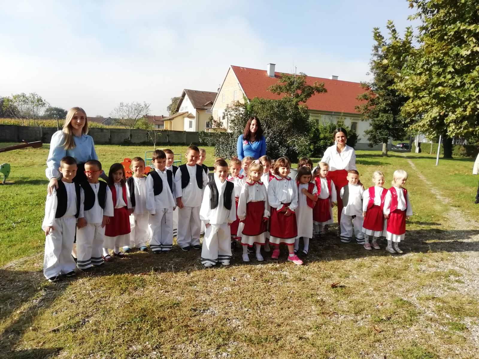 Otvorenje nove odgojno-obrazovne skupine u Općini Gola