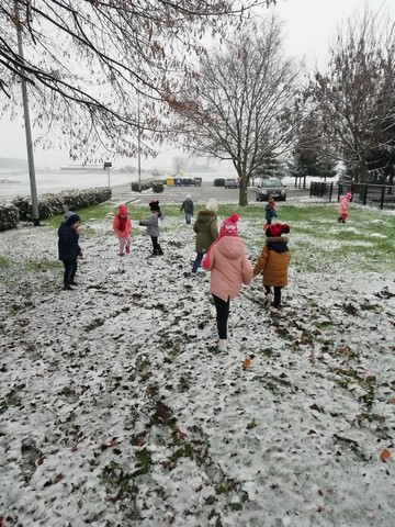 Prvo snježno iskustvo