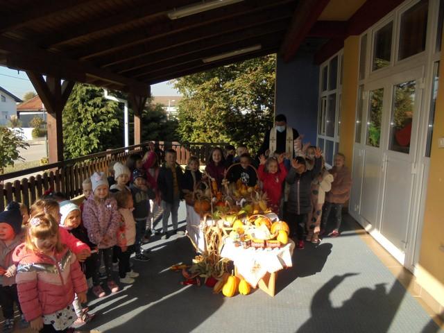 Dani kruha i zahvalnosti za plodove jeseni